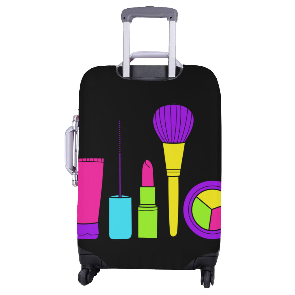LET'S MAKE UP LUGGAGE COVER SET