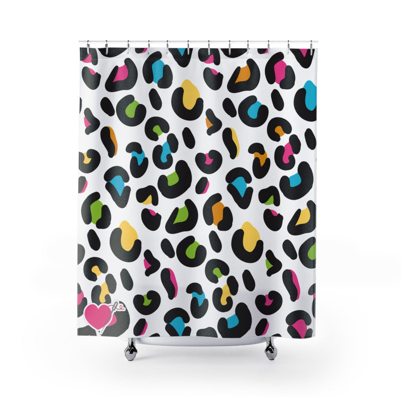 "THE CABOODLE SHOWER CURTAIN 71""X74"""
