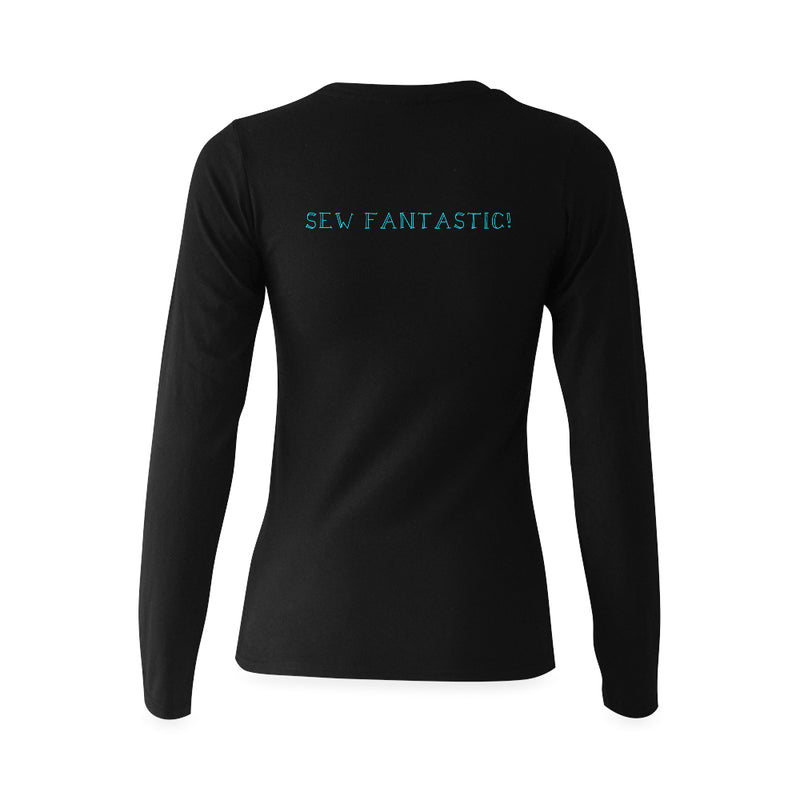 SEW FANTASTIC LONG SLEEVE T-SHIRT