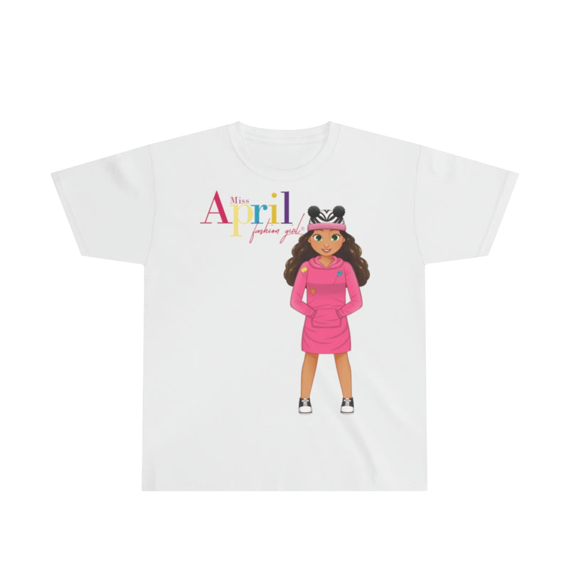 MISS CAMILA Youth Ultra Cotton Tee
