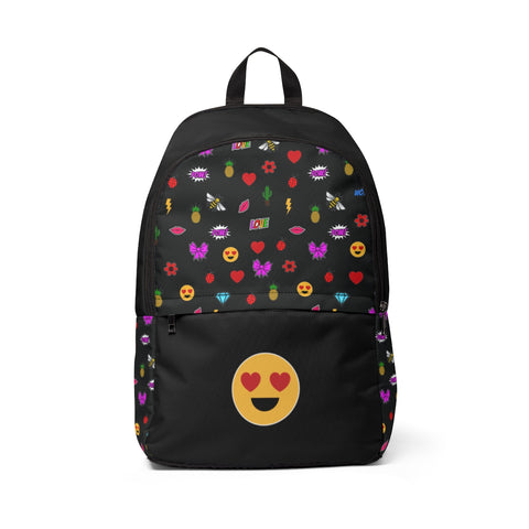 MISS APRIL'S EMOJI PATCHES Backpack
