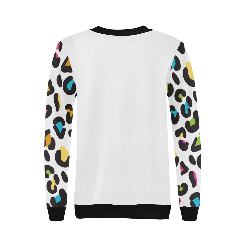 SUPER FASHIONISTA CREWNECK SWEATSHIRT