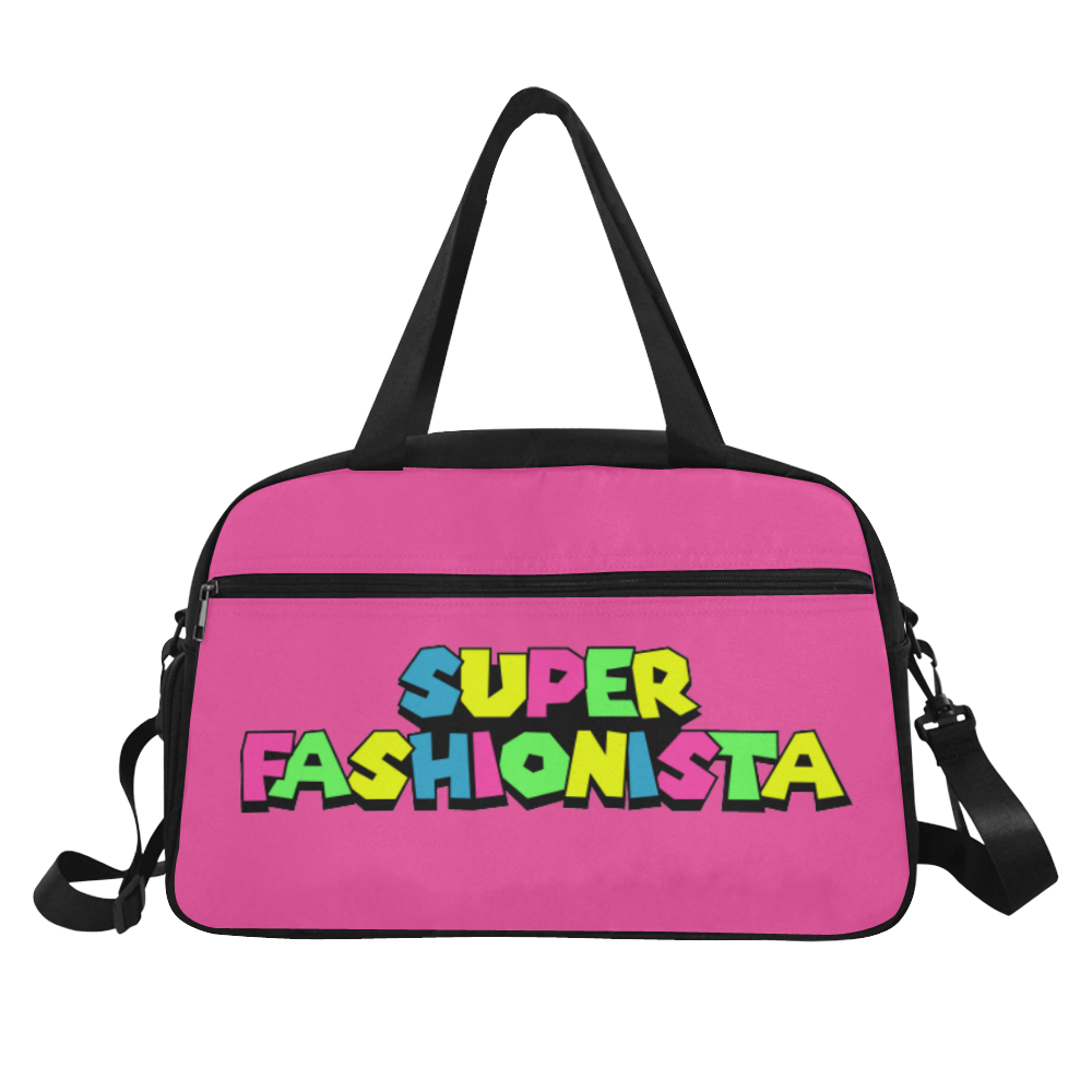 SUPER FASHIONISTA FITNESS & TRAVEL CARRY-ON