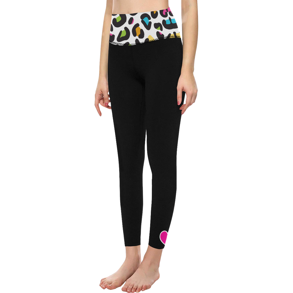CABOODLE HIGH WAIST YOGA LEGGINGS