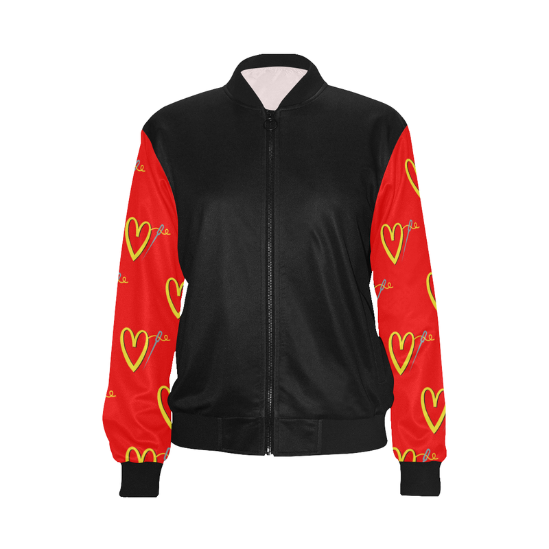FAST FASHION BOMBER JACKET