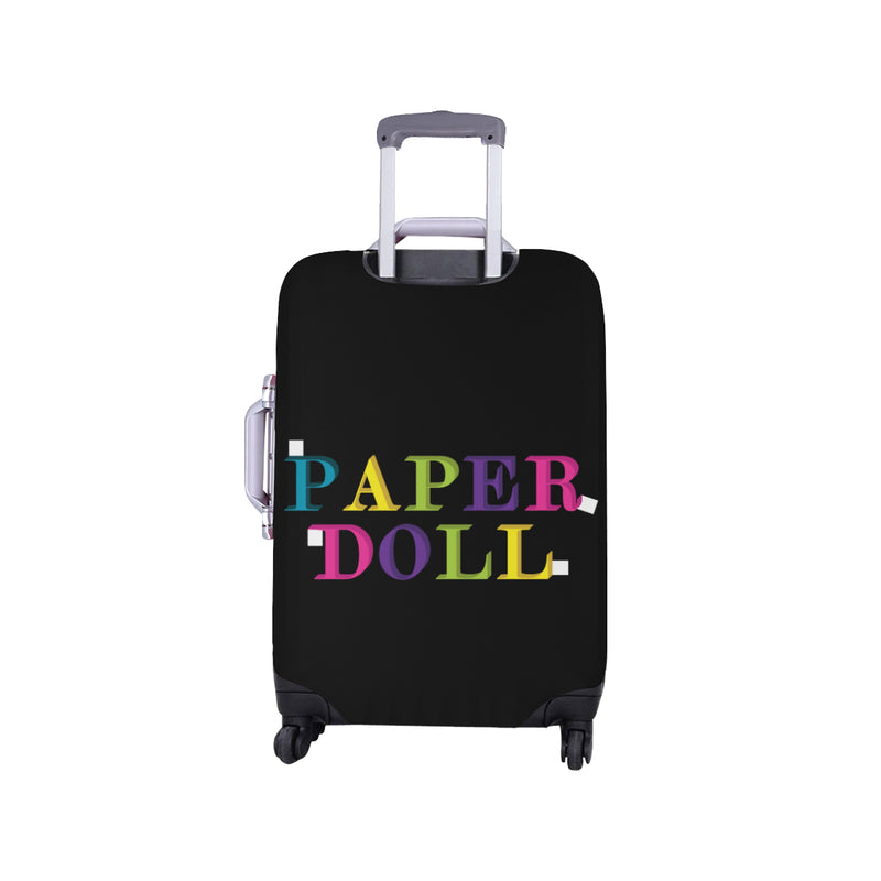 PAPER DOLL PURSE LUGGAGE COVER - SMALL