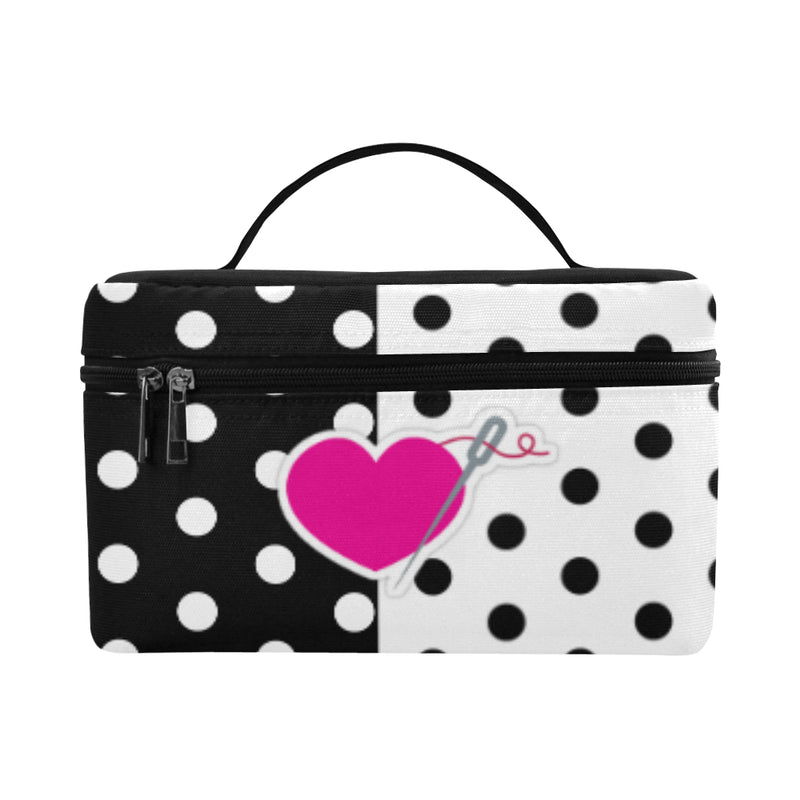 POLKA LIKE A DOT LARGE LUNCH BAG