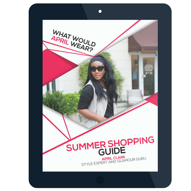 SUMMER SHOPPING GUIDE eBook