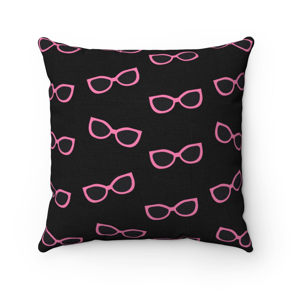 BOUGIE GIRLS Square Pillow Case (black)
