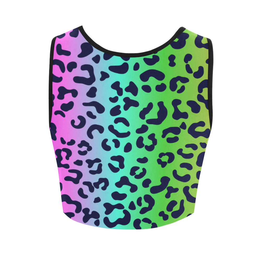 LISA FITNESS CROP TOP
