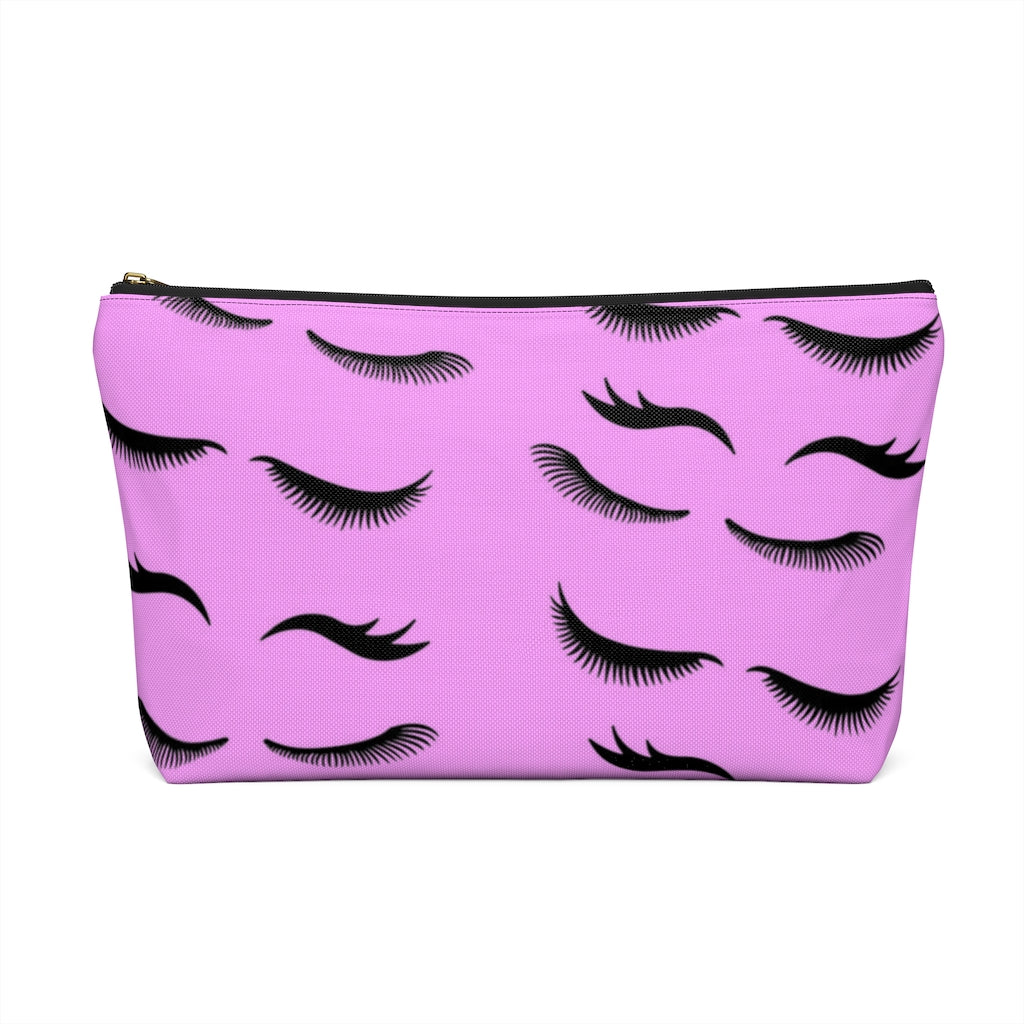 LOVELY LASHES MAKEUP POUCH