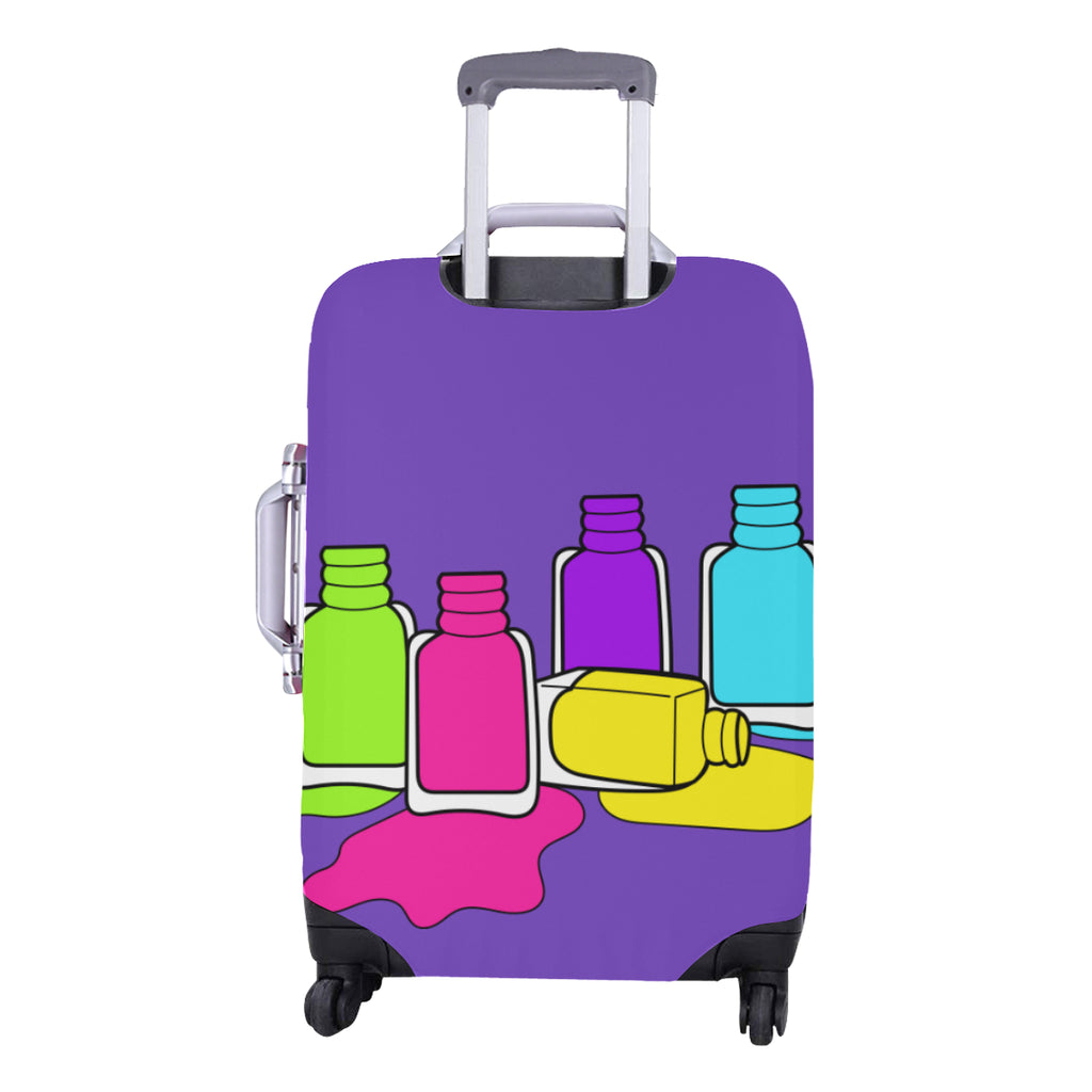 NAILED IT LUGGAGE COVER SET