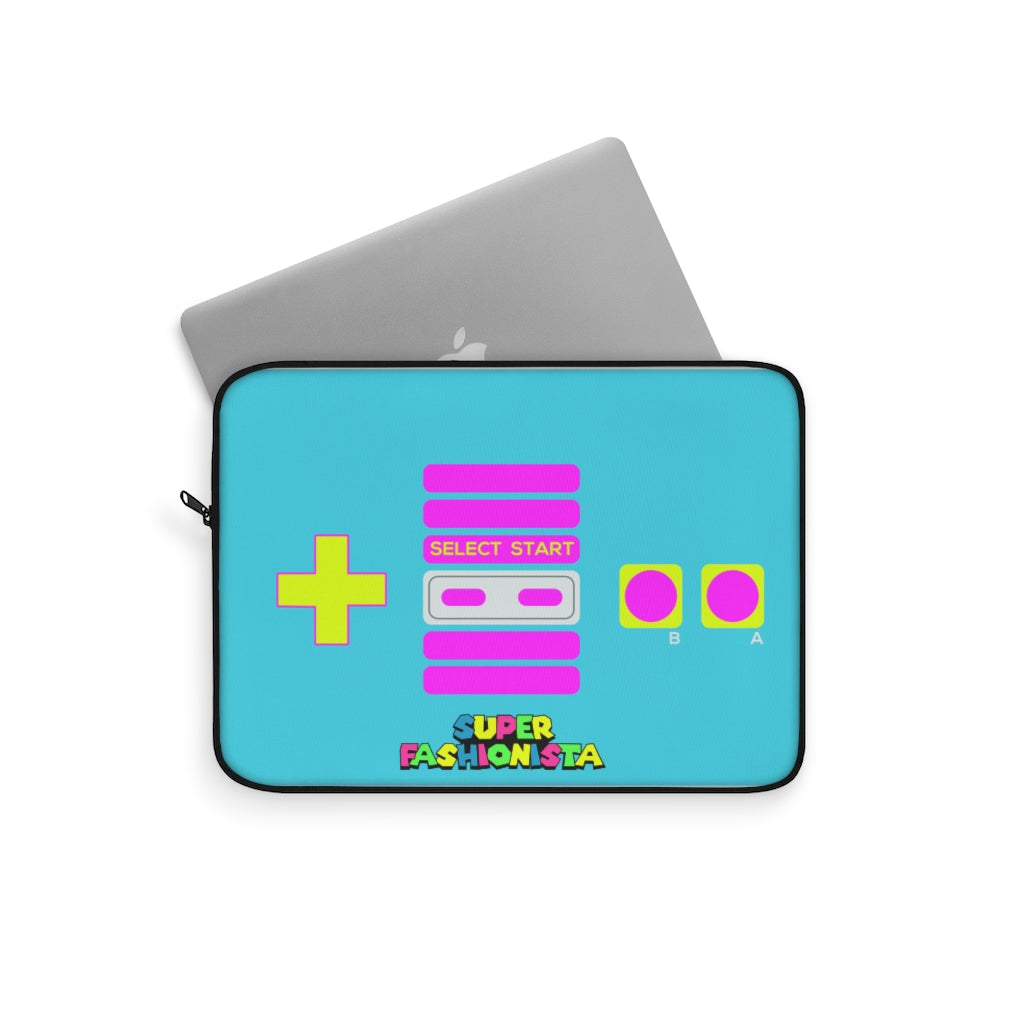 SUPER FASHIONISTA Laptop Sleeve