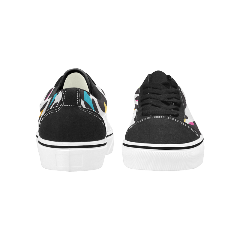 CABOODLE LOW TOP SKATER GIRLS' SNEAKERS (sz 4.5-12)