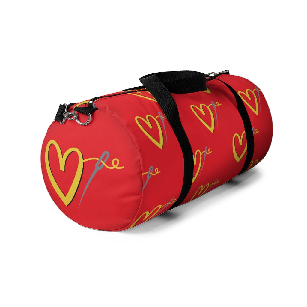 FAST FASHION DUFFEL BAG