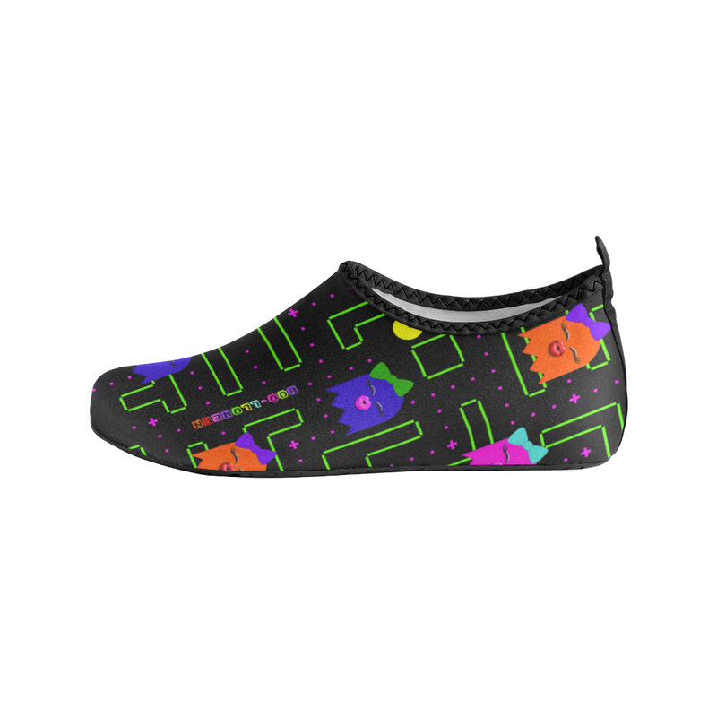 BOO-LLOWEEN KIDS SLIP ON WATER SHOE