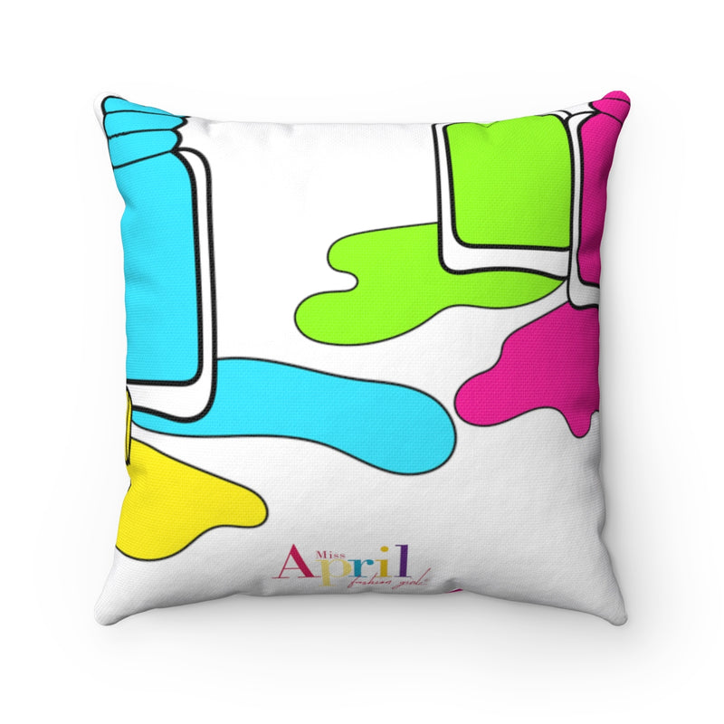 NAILED IT! Square Pillow Case