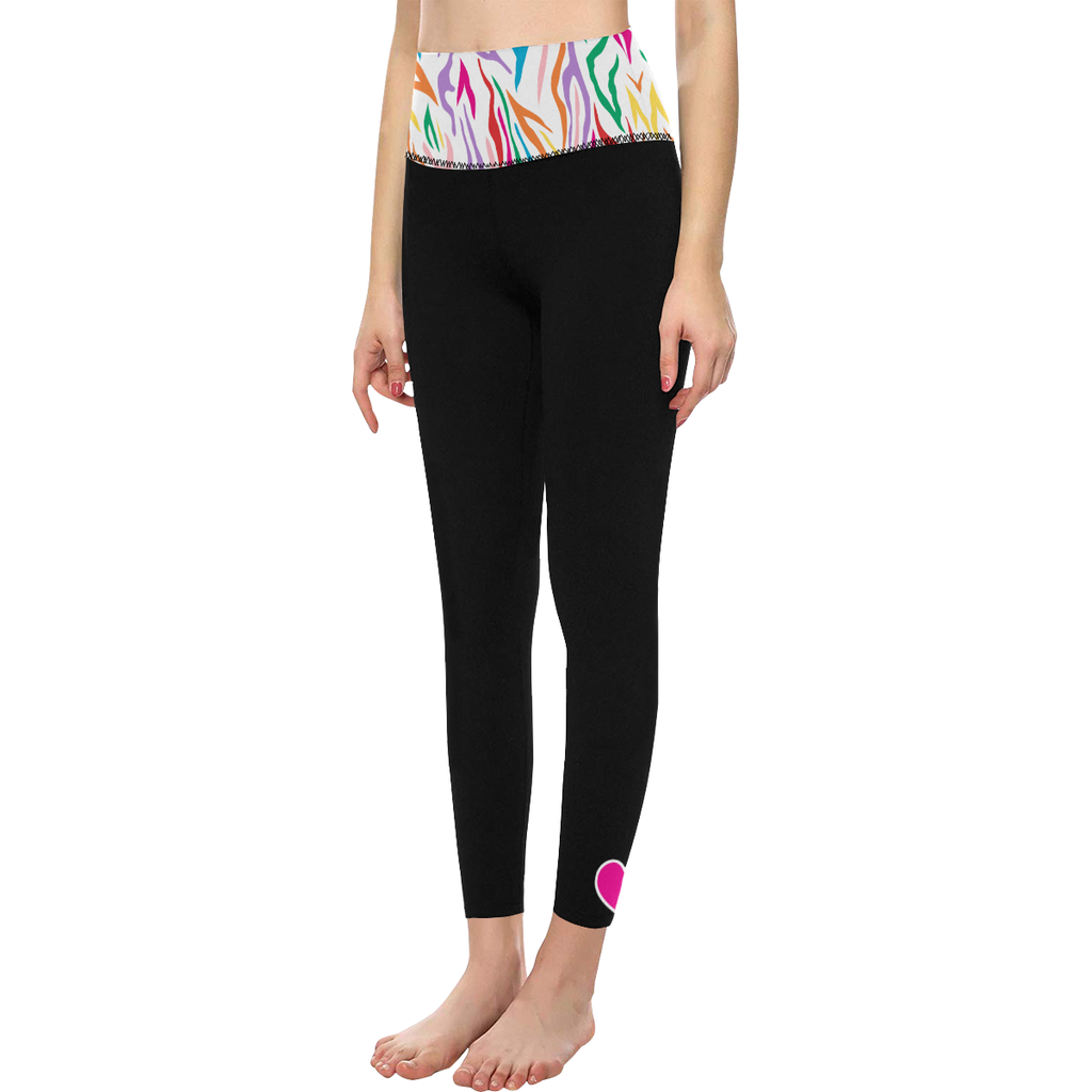 MISSY HIGH WAIST YOGA LEGGINGS