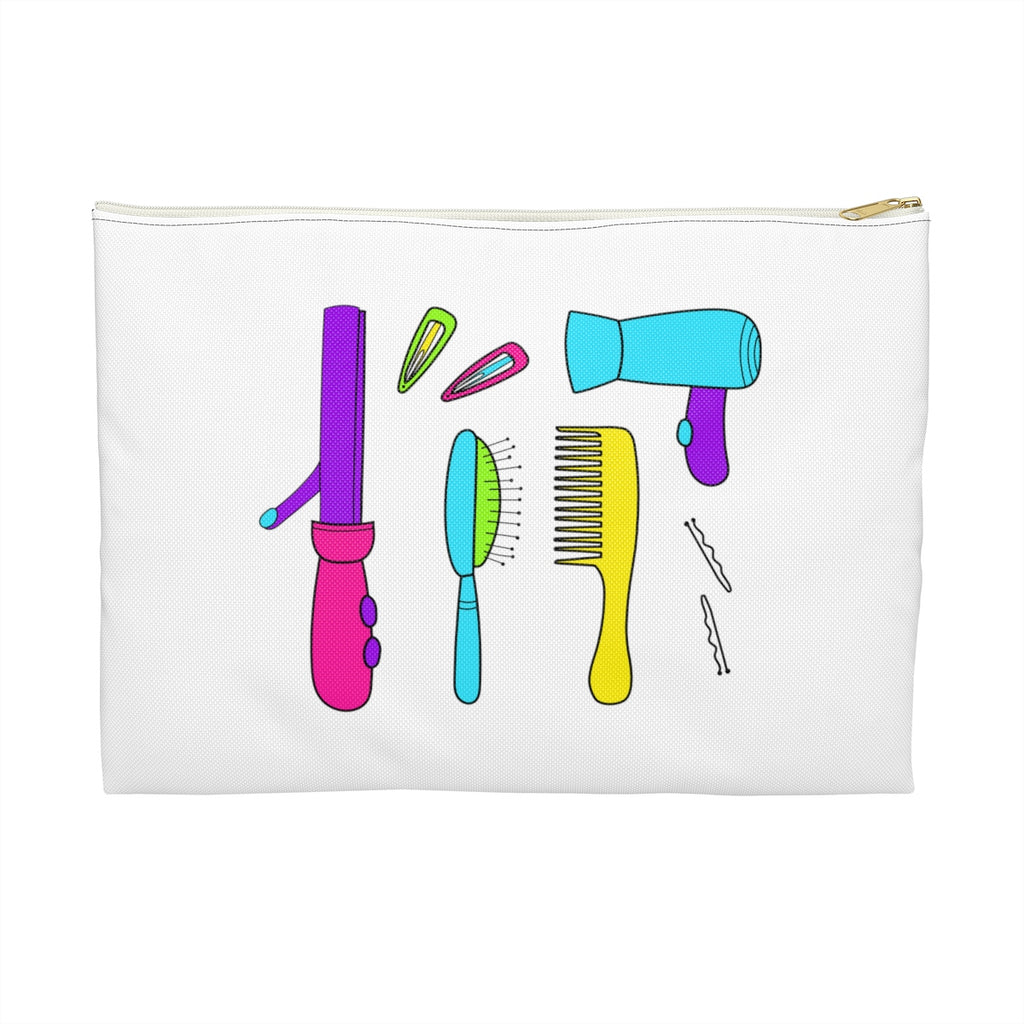 HAIR ESSENTIALS Accessory Pouch