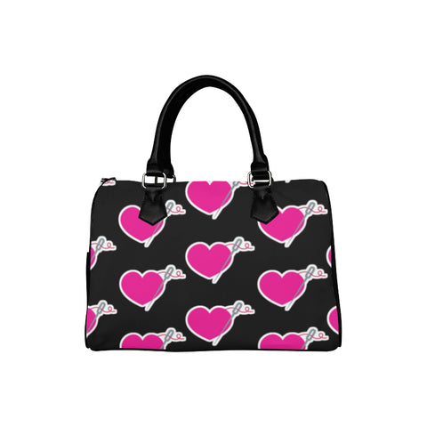 HEART AND NEEDLE SPEEDY HANDBAG
