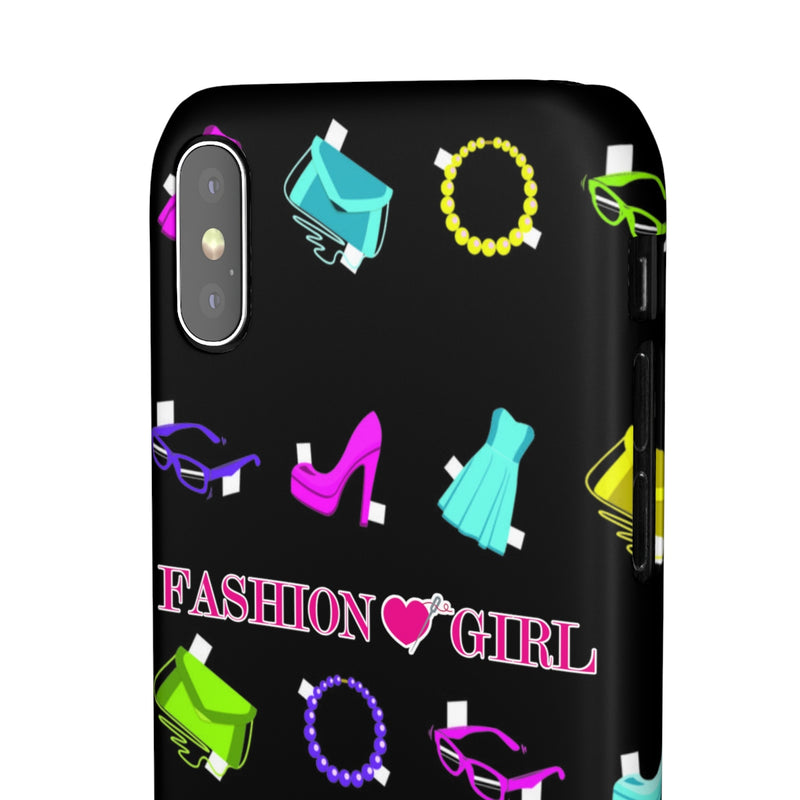 PAPER DOLLS iPhone Snap Cases