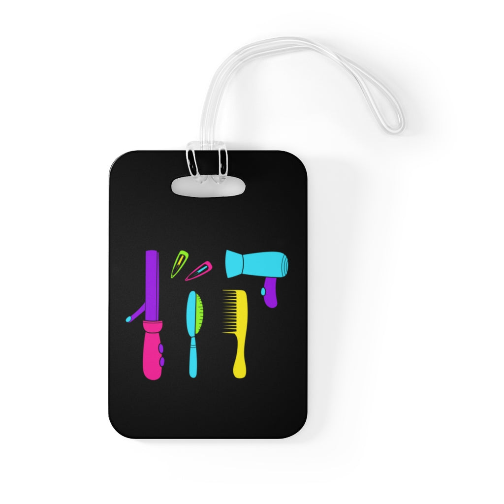 HAIR ESSENTIALS BAG TAG