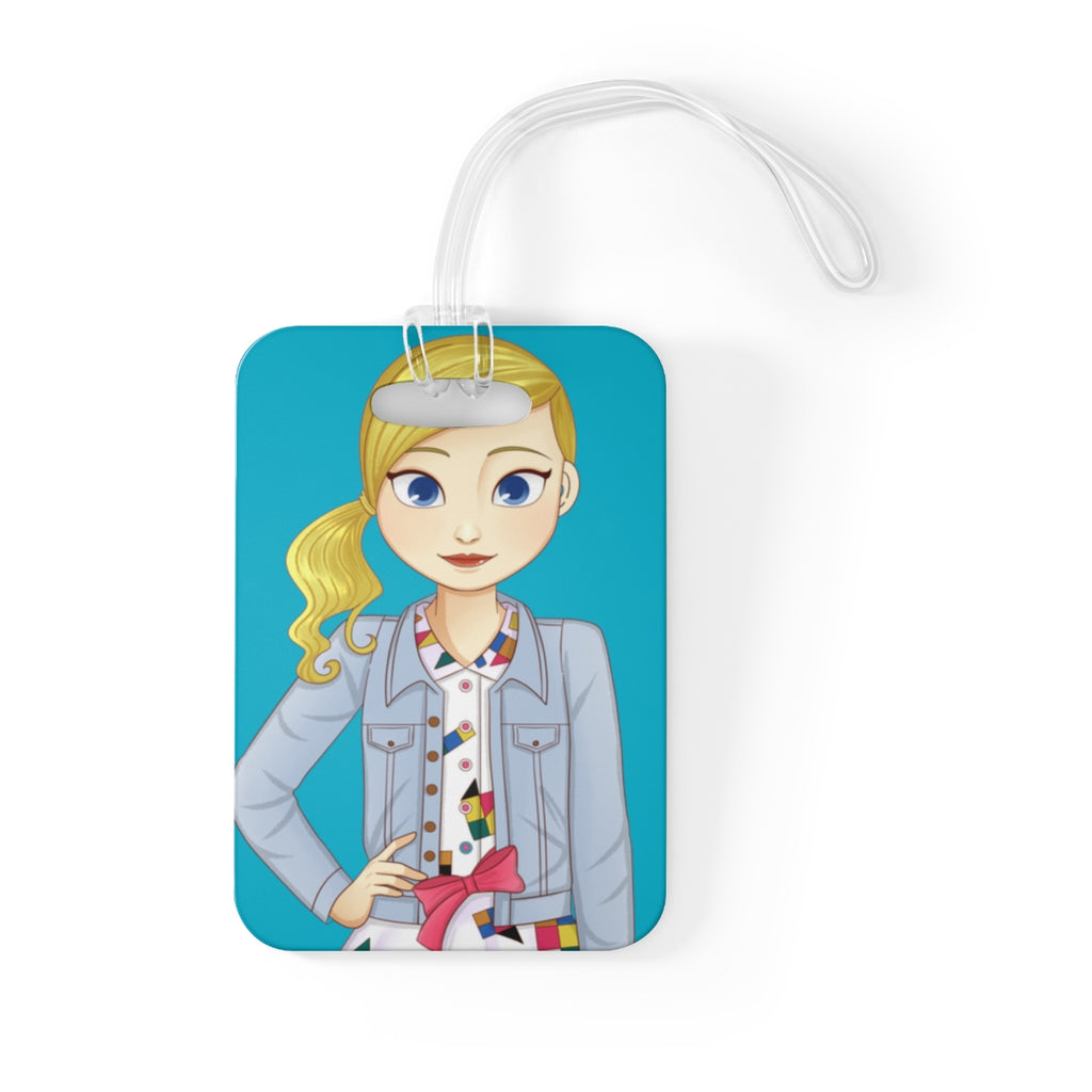 MISS BIANCA Bag Tag