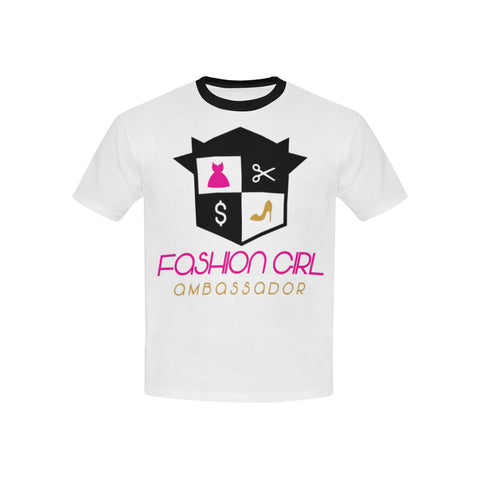 FASHION GIRL AMBASSADOR KIDS' TEE