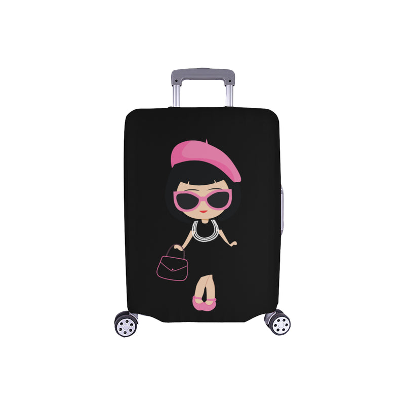 BOUGIE GIRLS LUGGAGE COVER - SMALL