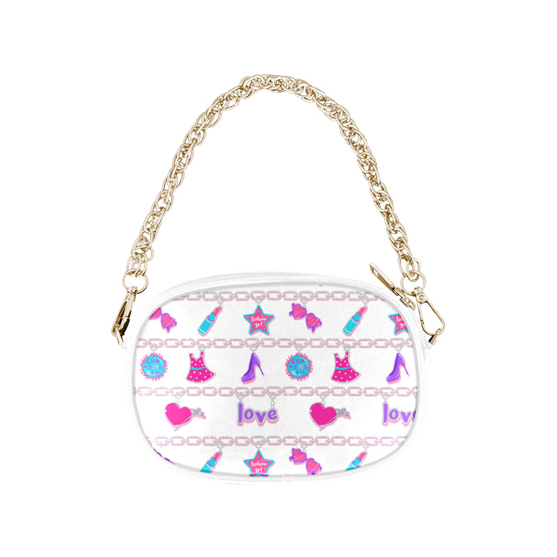 CHARMED PARISIAN PURSE