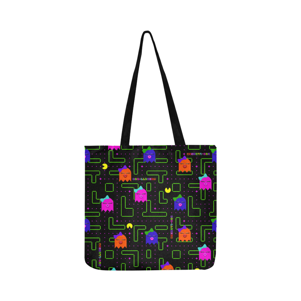 BOO-LLOWEEN TRICK OR TREAT TOTE BAG