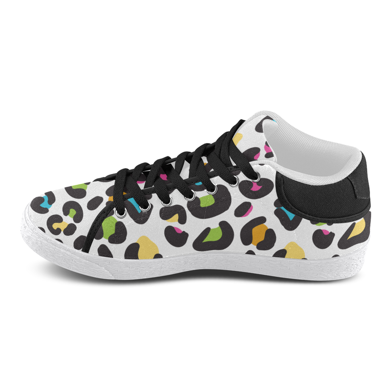 CABOODLE MID TOP CANVAS GIRLS' SNEAKERS (sz 5-11)