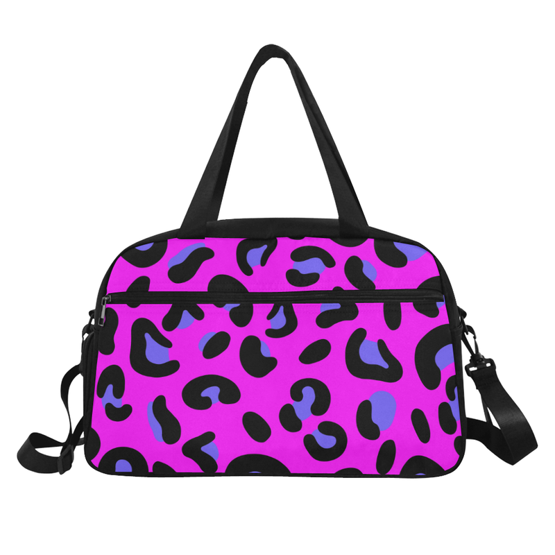 FASHION GIRL GRAFFITI PINK FITNESS & TRAVEL CARRY-ON