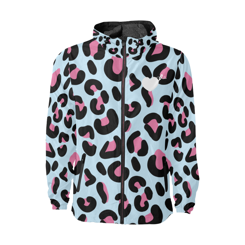 BETSEY FASHION WINDBREAKER