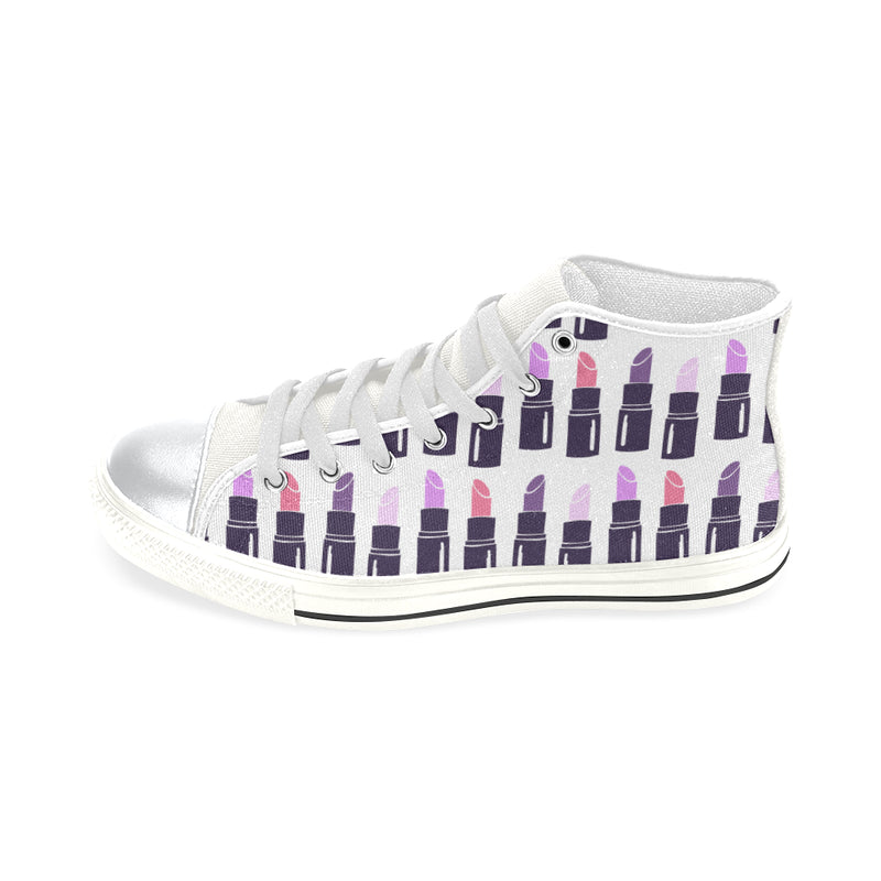 ROYAL LIPPIES HIGH TOP CANVAS GIRLS' SNEAKERS