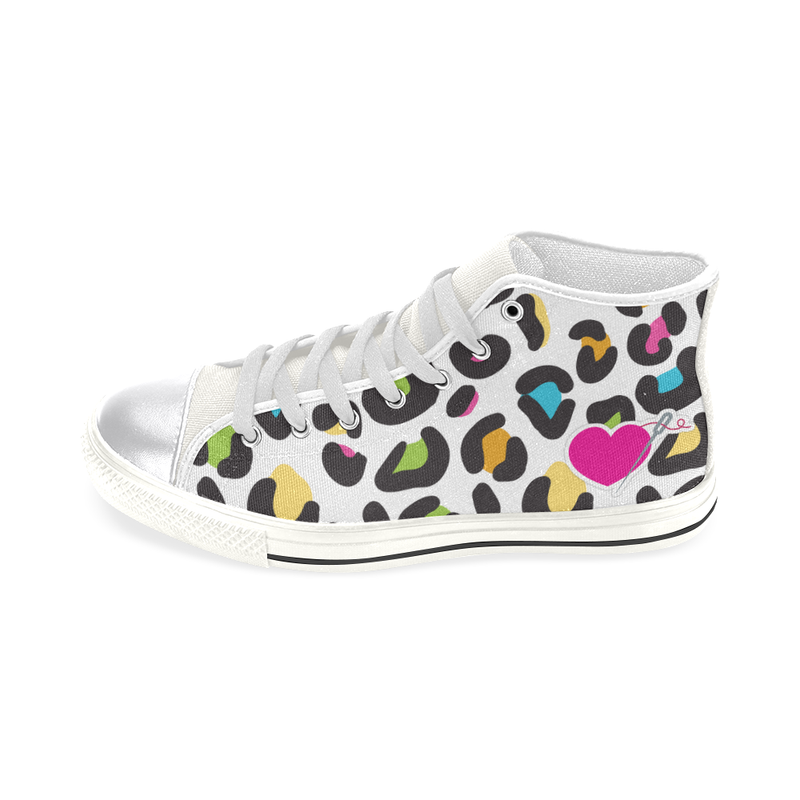 CABOODLE HIGH-TOP GIRLS' SNEAKERS (sz 6-12)
