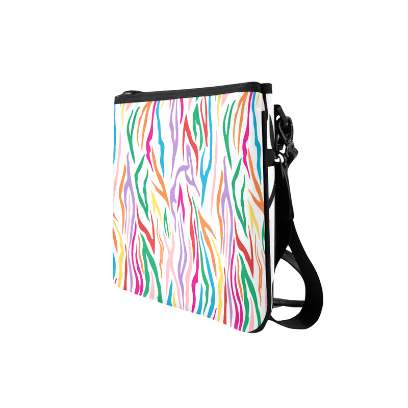 MIXIES SLIM CROSS BODY PURSE (4 STYLES)