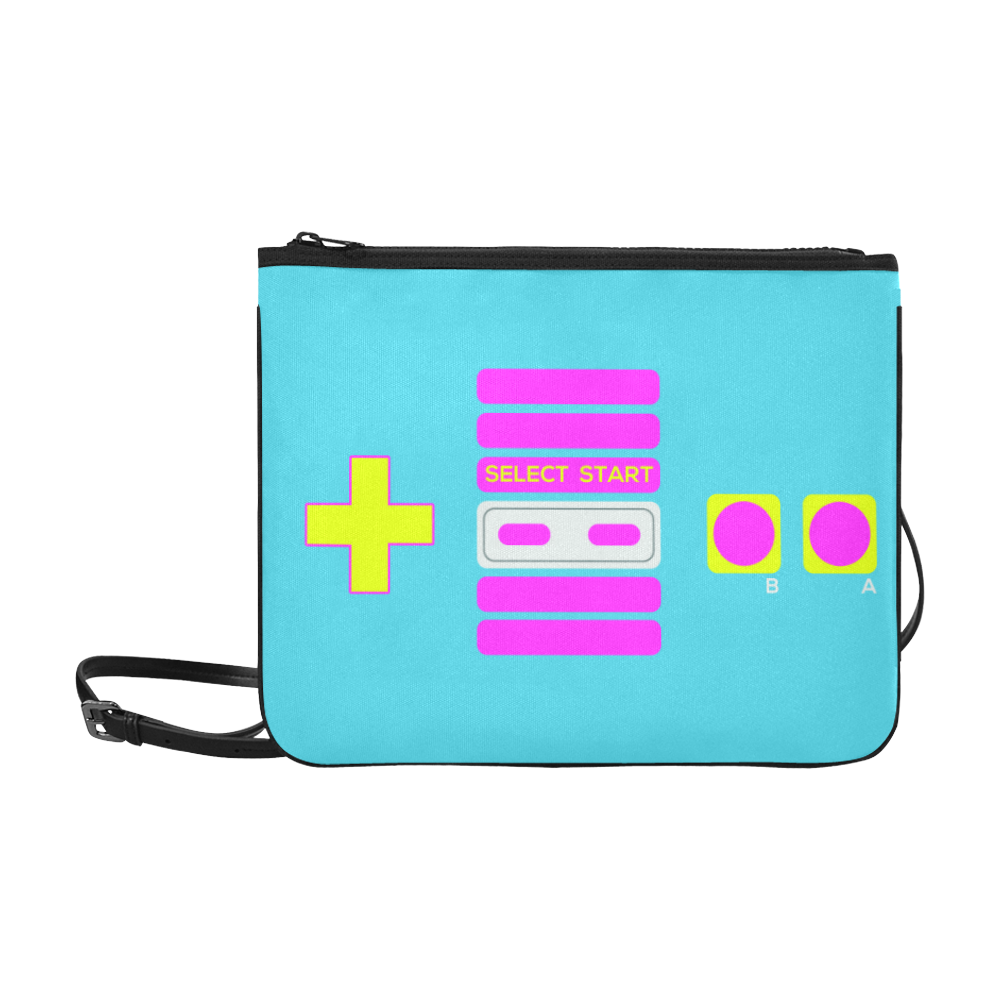 SUPER FASHIONISTA SLIM CROSS BODY PURSE