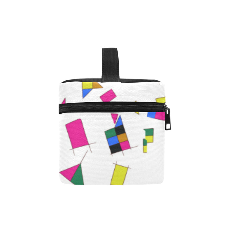 GEOMETRY CLASS LARGE LUNCH BAG