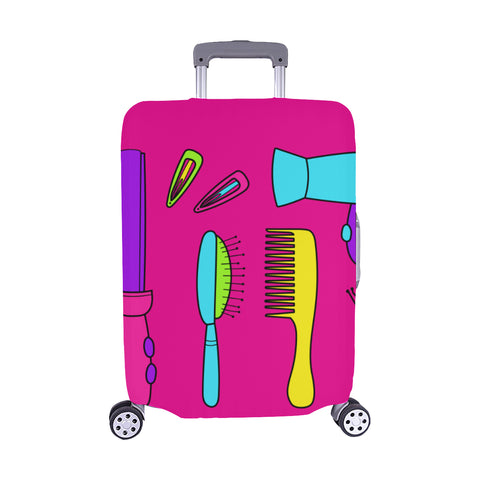 HAIR ESSENTIALS LUGGAGE COVER SET