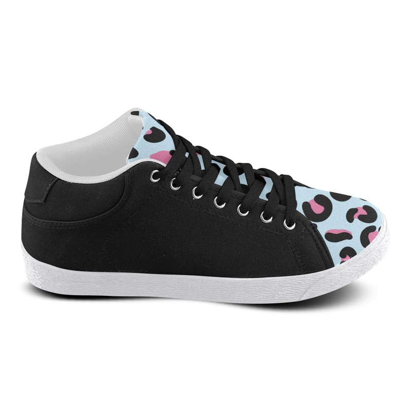 BETSEY MID TOP CANVAS GIRLS' SNEAKERS (sz 5-11)