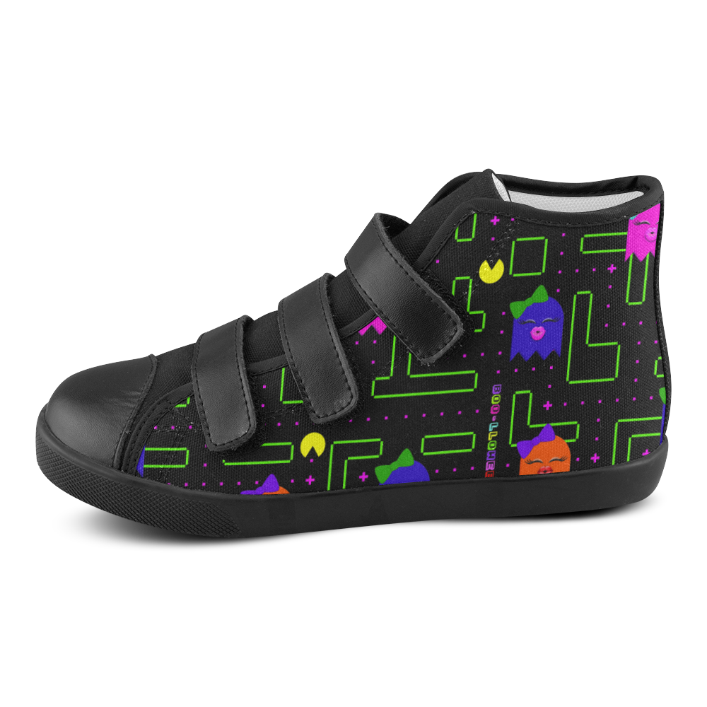 BOO-LLOWEEN VELCRO GIRLS' SNEAKERS