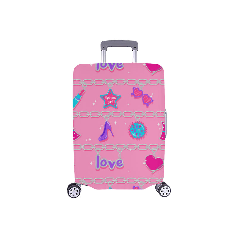 CHARMED LUGGAGE COVER - SMALL
