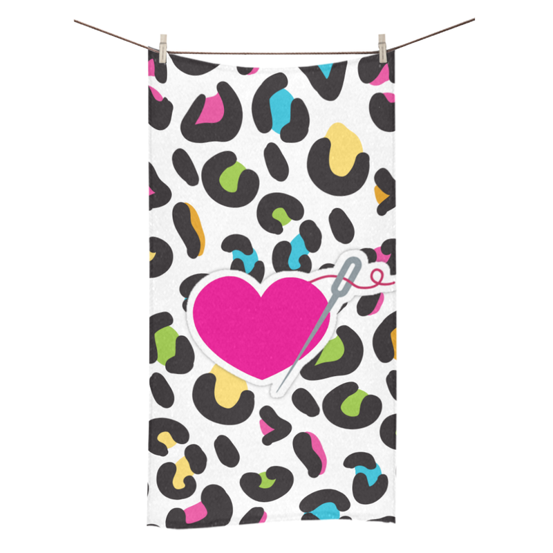 FASHION GIRL BEACH TOWELS