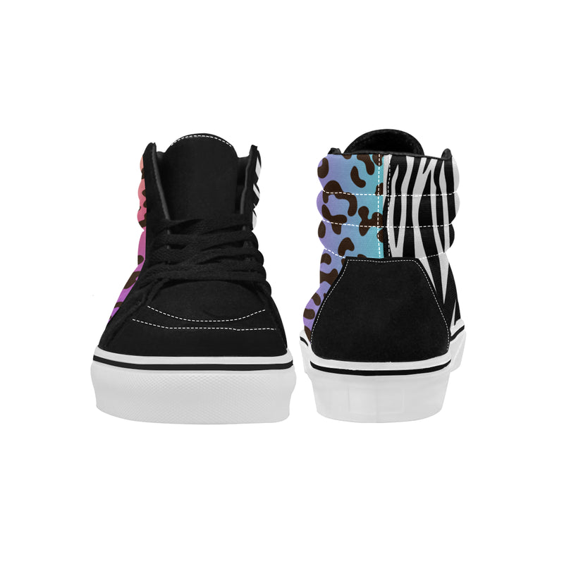 MIXIE LISA SKATER GIRLS' SNEAKERS (sz 4.5-12)