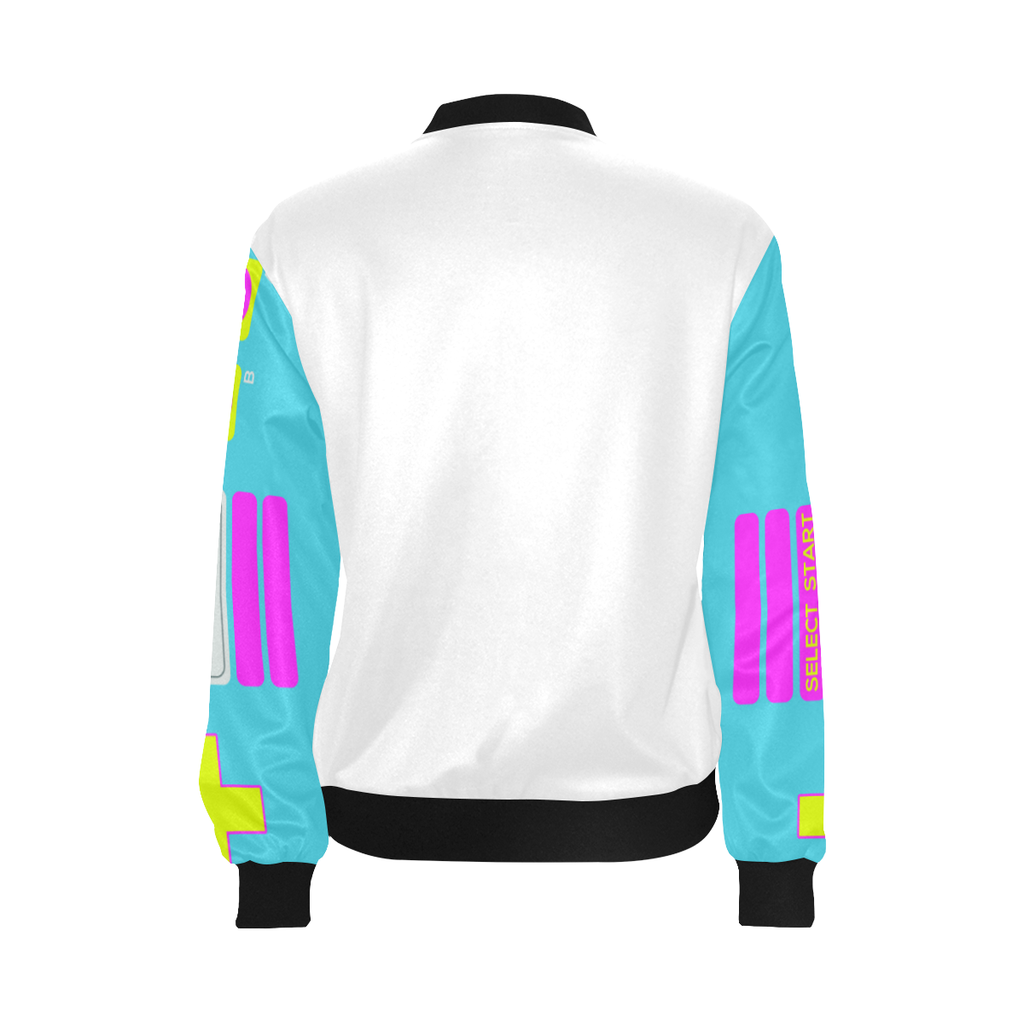 SUPER FASHIONISTA BOMBER JACKET