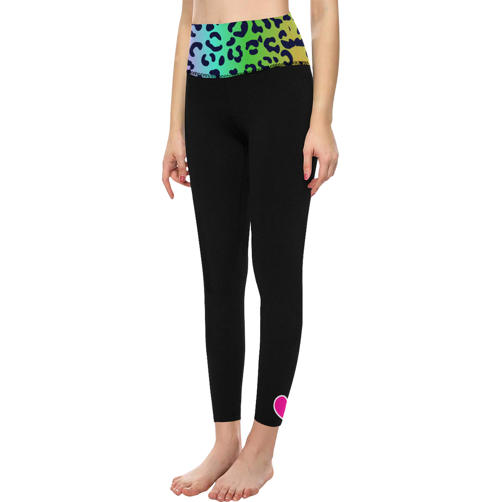 LISA HIGH WAIST YOGA LEGGINGS