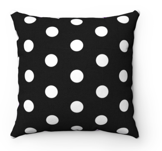 MISS DANI SQUARE PILLOW CASE