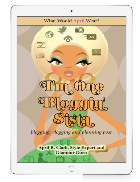 I'm One Bloggin' Sista: Blogging, Vlogging and Planning Post eBook
