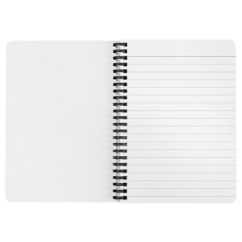 MISS DANI SPIRAL NOTEBOOK